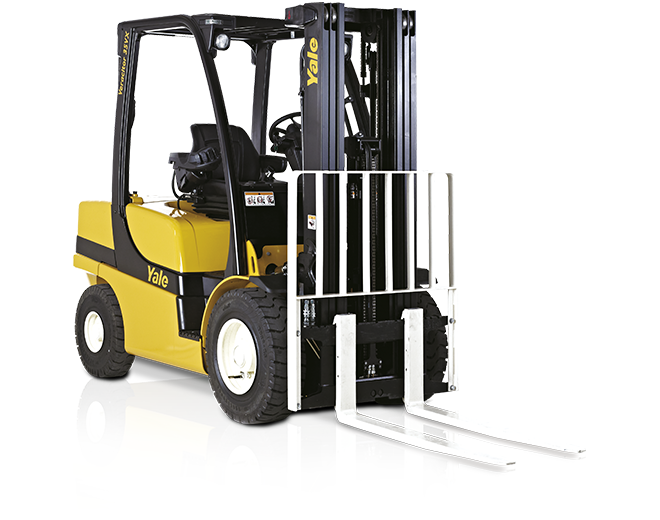 LPG/Diesel forklift trucks available to hire