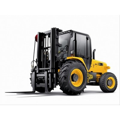 Rough Terrain forklift trucks available to hire
