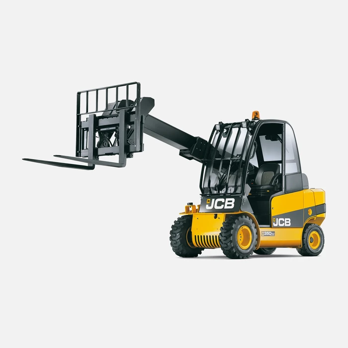 Telehandler forklift trucks available to hire